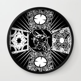 Lament Configuration Puzzle Box Wall Clock