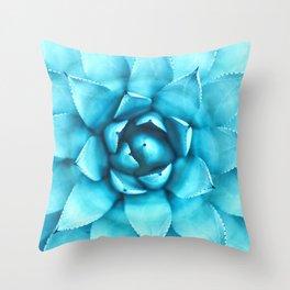 Succulent Succulent Throw Pillow