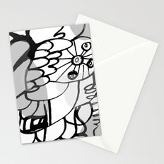 A Lot of Things Stationery Cards
