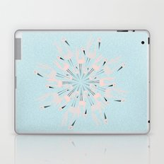 dancing with swans Laptop & iPad Skin