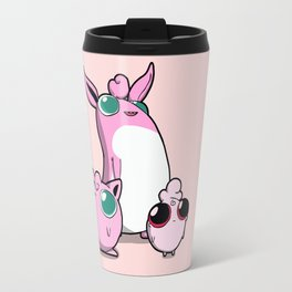 Pokémon - Number 39, 40 and that little fellow! Travel Mug