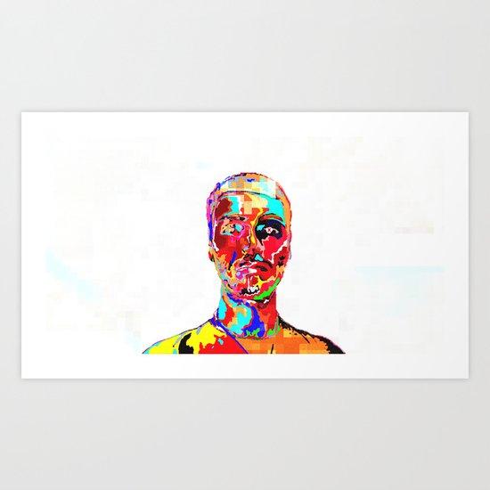 Transfixiation Art Print