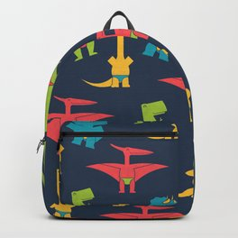 Dinos In Speedos Backpack