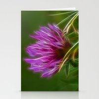 clover Stationery Cards featuring Clover by Best Light Images