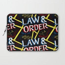 LAW & ORDER Laptop Sleeve