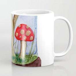 Mushroom Ingredients Coffee Mug