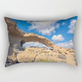 Arco de Tajao Rectangular Pillow