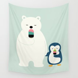 Stay Cool Wall Tapestry