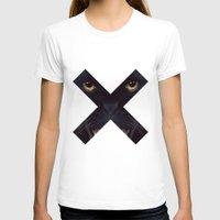 panther T-shirts featuring Panther by Zavu