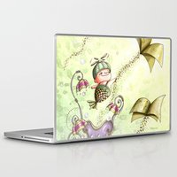 journey Laptop & iPad Skins featuring Journey by  • naylapulga