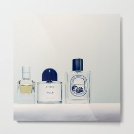 the scent ver.vogue color Metal Print