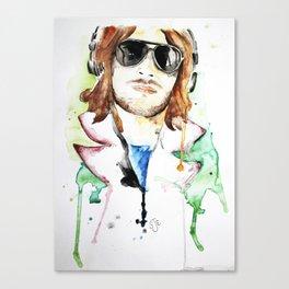 PeterG Canvas Print