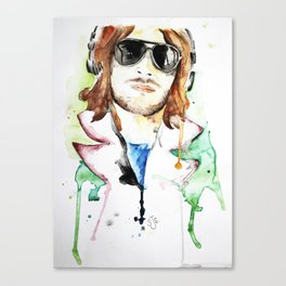 PeterG Canvas Print