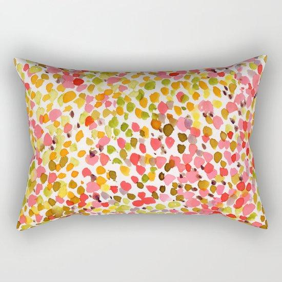 Lighthearted Rectangular Pillow