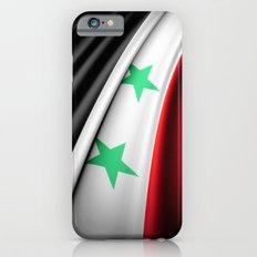Flag of Syria iPhone 6s Slim Case