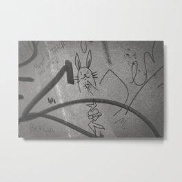 Berlin | by Raúl Sualdea Metal Print