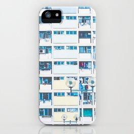 rainbow house (彩虹邨)7 iPhone Case