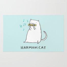 Harmonicat Rug