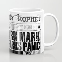 Daily Prophet newspaper Coffee Mug