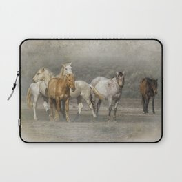 A Band of Horses Laptop Sleeve