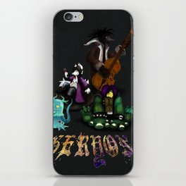 The Geryon Trio iPhone Skin