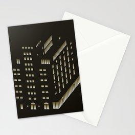 Ohlerich Speicher bei Nacht Stationery Cards