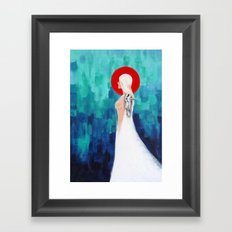 Son de Mar Framed Art Print