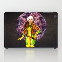 rogue iPad Cases featuring Rogue by Doodleholic