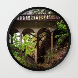 Explore in the PNW Wall Clock