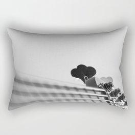 Basslovers Rectangular Pillow