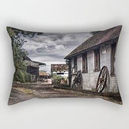 Old Farm Rectangular Pillow