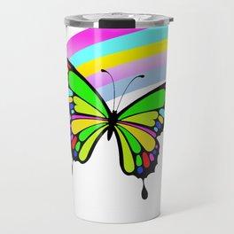 Butterfy Travel Mug