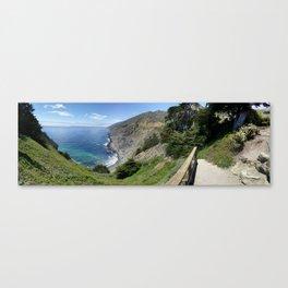 Pacific Twist Canvas Print