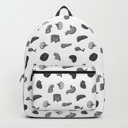 Organs, in Monochrome Backpack