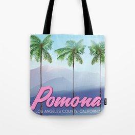 Pomona California Tote Bag
