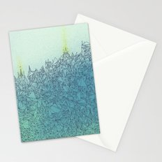 A Quiet Raft Stationery Cards