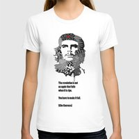 che T-shirts featuring CHE GUEVARA by Rebecca Bear
