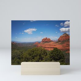 Arizona Landscape Mini Art Print