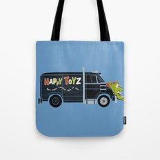 The Happy Toyz Van Tote Bag