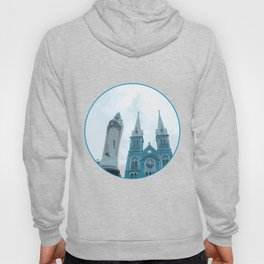 Vietnam Notre Dame Cathedral Ho Chi Minh City Hoody