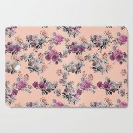 Flowers Design Cutting Board