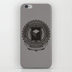 Intersect Dev Team iPhone & iPod Skin
