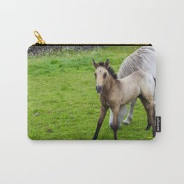 Spring Clumsiness Carry-All Pouch