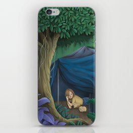 safe place iPhone Skin