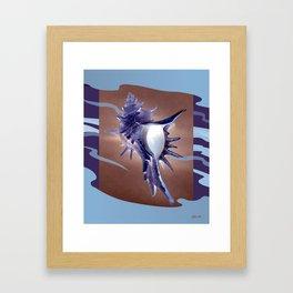 Beautiful Homes - The Spiny Murex Framed Art Print