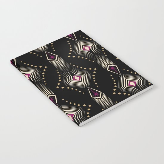 Art Deco. 22 Rumba Notebook