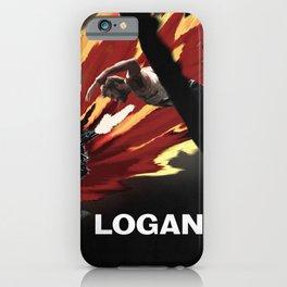 Logan iPhone Case