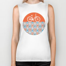 i want to ride my bicycle Biker Tank