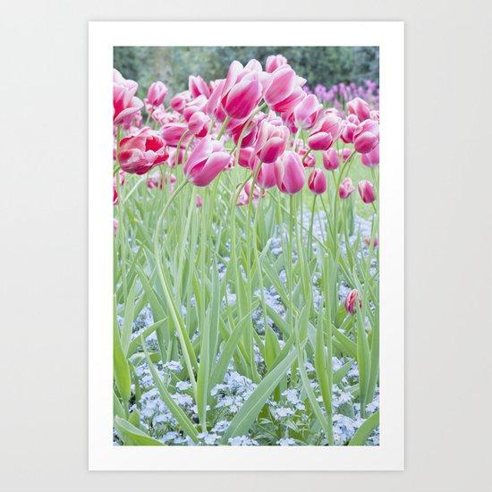spring in london 002 Art Print