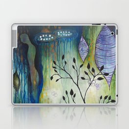 Reflection of Beginnings Laptop & iPad Skin